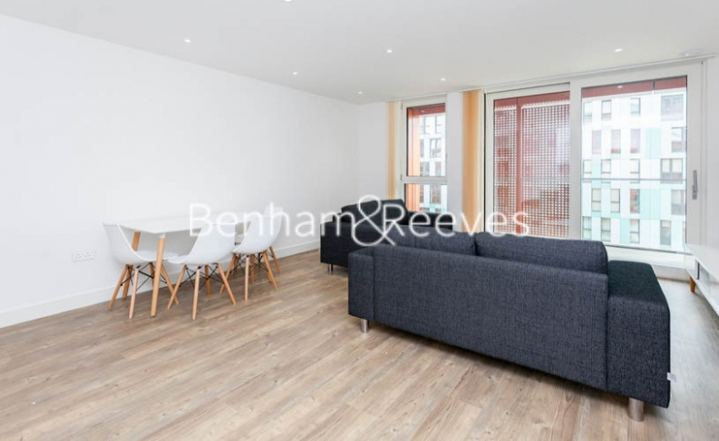 picture of 2 Bedroom(s) flat in  Lariat Apartments, Cable Walk, SE10