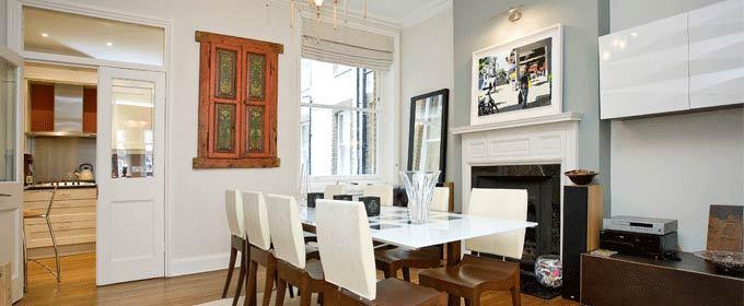 Long Term Rental Flats in London