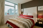 Luxurious and Comfortable Bedrooms At Pan Peninsula, Canary Wharf