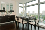 Well Furnished Kitchens At Pan Peninsula, Canary Wharf