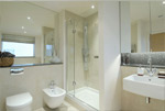 Stylish and Furnished Bathrooms At Imperial Wharf, Fulham