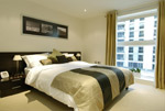 Luxurious and Comfortable Bedrooms At Imperial Wharf, Fulham