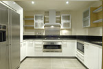 Well Furnished Kitchens At Imperial Wharf, Fulham