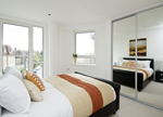 Luxurious and Comfortable Bedrooms At Kew Bridge, Knightsbridge