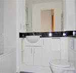 Luxury Bathrooms At Reneissance Lewisham SE13