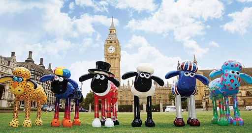 shaun in the city london 2015