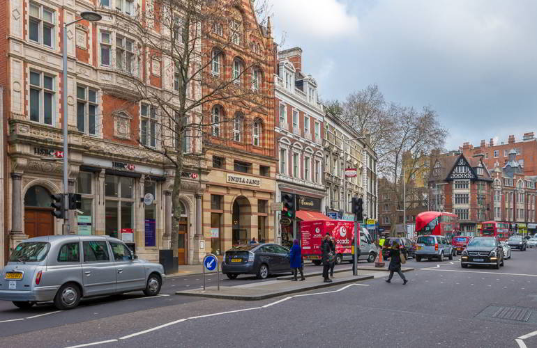 best places to rent in london