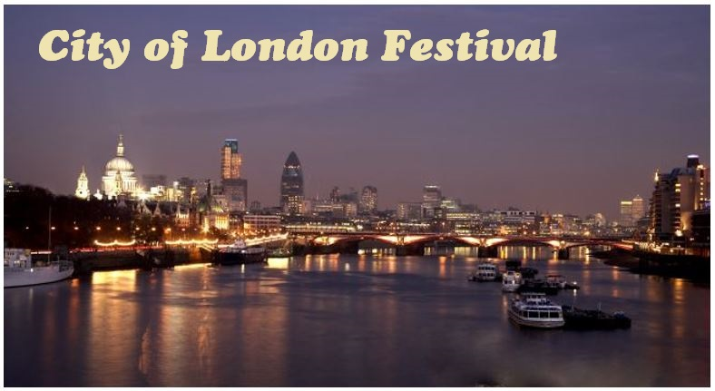 city of london festival 2015