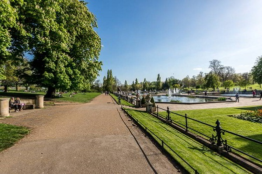 hyde park best parks in london