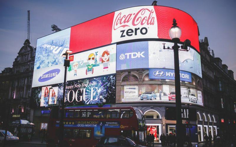 Shopping guide for London