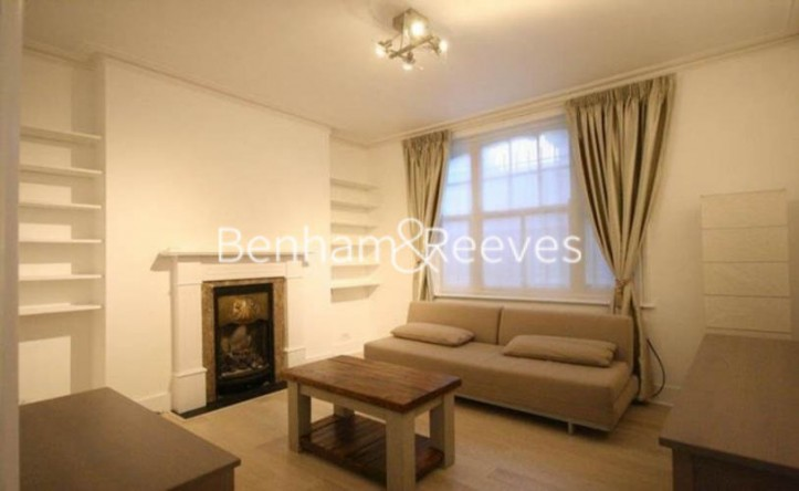1 Bedroom flat to rent in Kingsley Mansions, Greyhound Road, W14