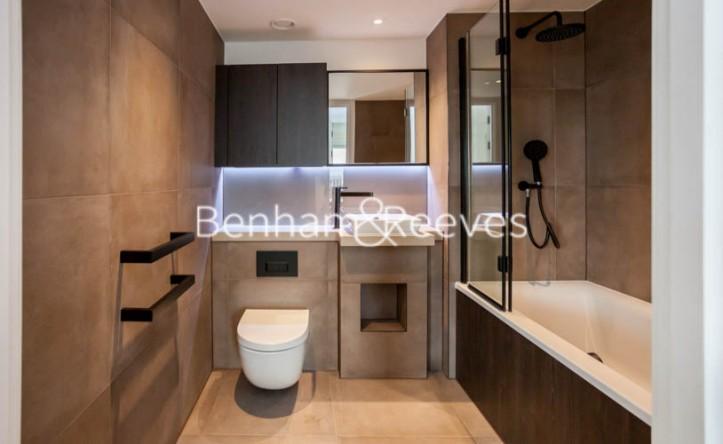 1 Bedroom flat to rent in Keybridge Capital,Exchange Gardens, SW8
