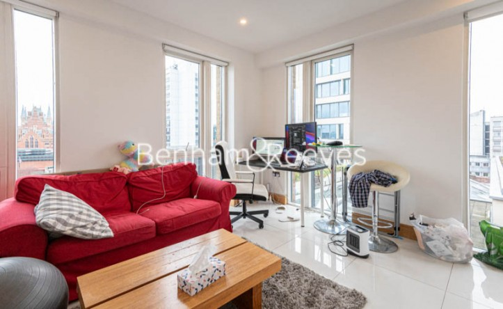 1 Bedroom flat to rent in Churchway, King's Cross, NW1