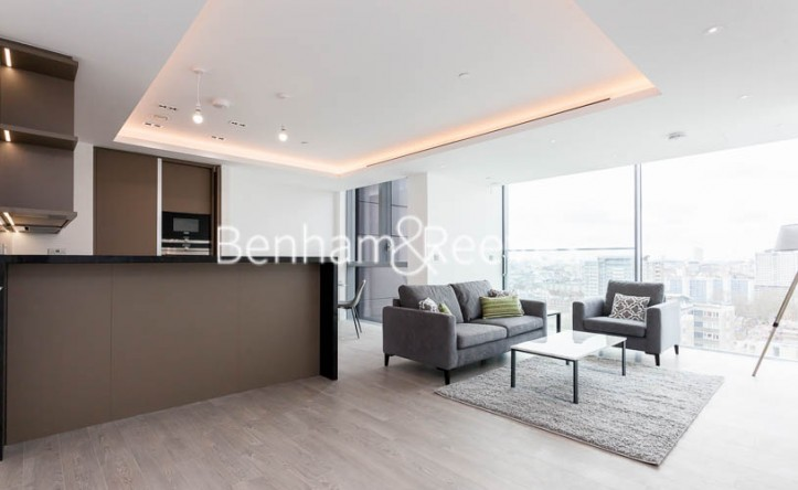 1 Bedroom flat to rent in Carrara Tower, City Road, EC1V