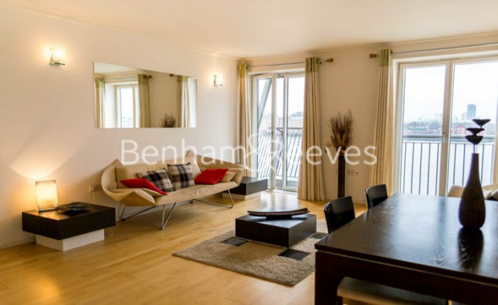 1 Bedroom flat to rent in Naxos Building, Hutchings Street, E14