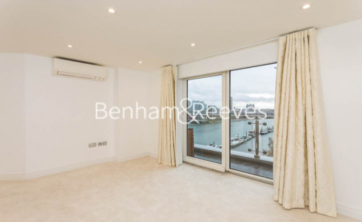3 Bedroom flat to rent in Waterside Tower, Imperial Wharf,  SW6