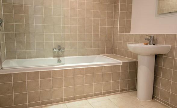 21 Wapping Lane, E1 - Bathroom