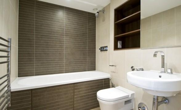Chelsea Bridge Wharf, SW8 - Bathroom