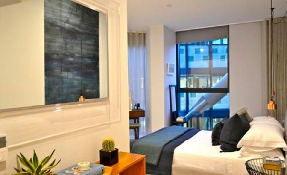 Neo Bankside, SE1 - Bedroom