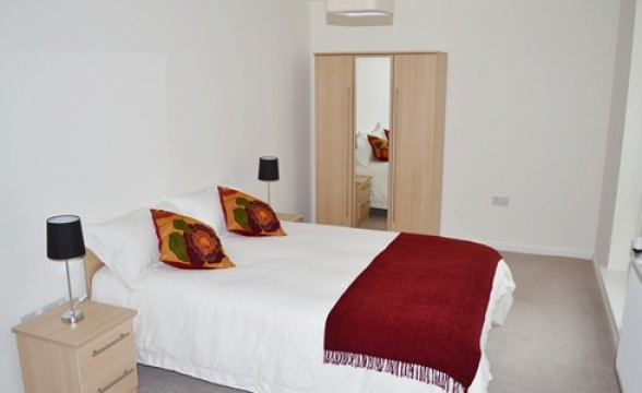 Acton Gardens, W3 - Bedroom