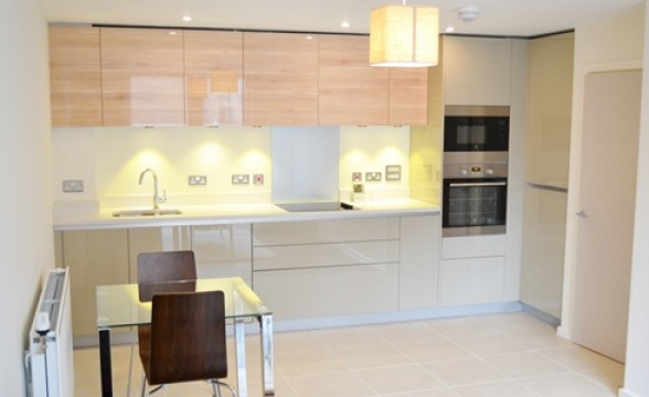 Acton Gardens, W3 - Kitchen