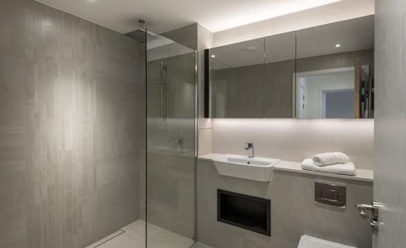 Aldgate Place, E1 - Bathroom