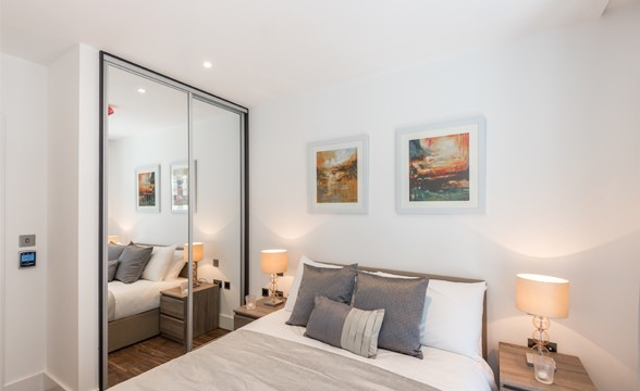 Aldgate Place, E1 - Bedroom
