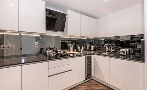 Aldgate Place, E1 - Kitchen