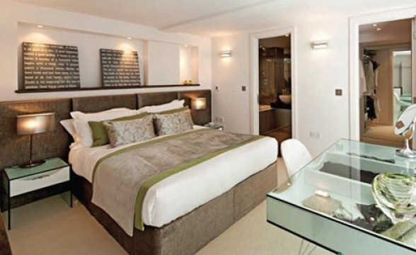 Barnsbury Place, N1 - Bedroom