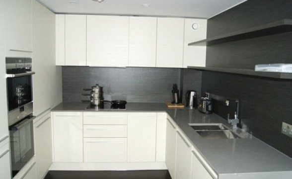 Barnsbury Place, N1 - Kitchen