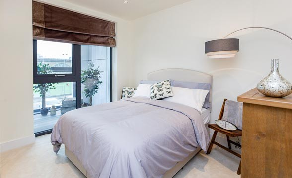 Battersea Exchange, SW8 - Bedroom