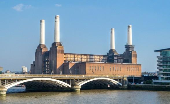 Battersea Power Station, SW8