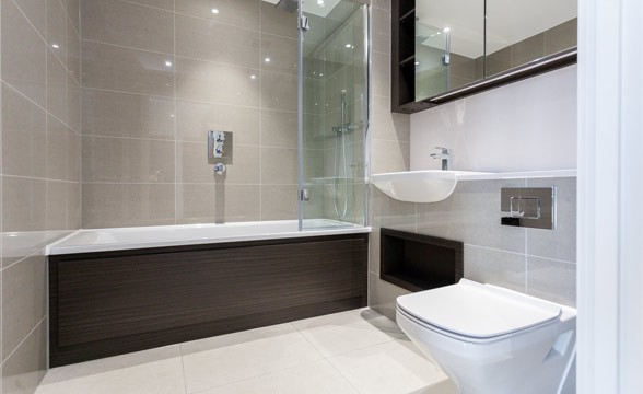 Blackfriars Circus, SE1 - Bathroom