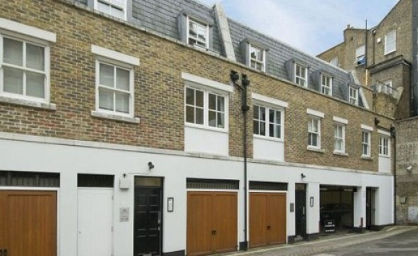 Brook Mews North, W2