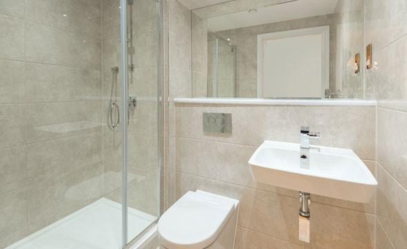 Canary Gateway, E14 - Bathroom