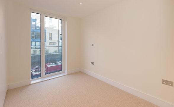 Canary Gateway, E14 - Bedroom
