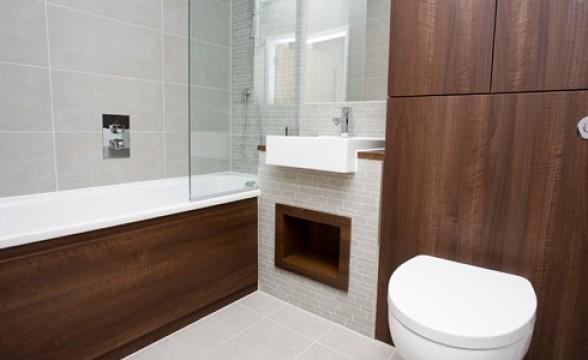 Caspian Wharf, E3 - Bathroom