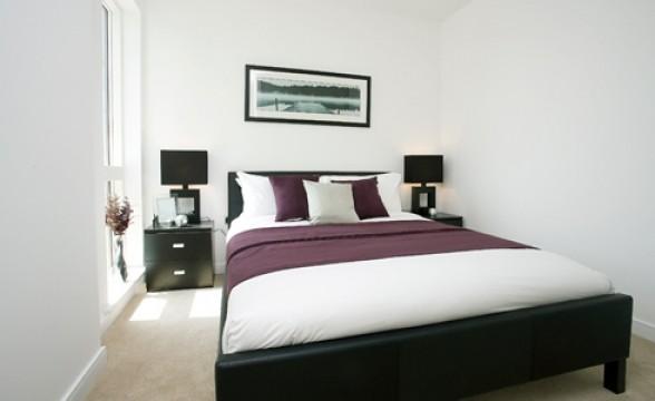 Caspian Wharf, E3 - Bedroom