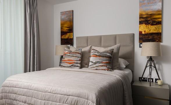 Chapter Street, SW1 - Bedroom