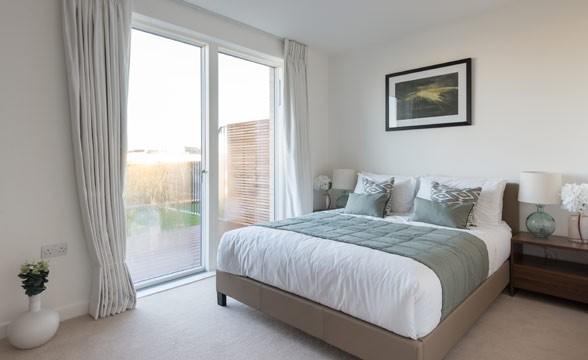 Colindale Gardens, NW9 - Bedroom