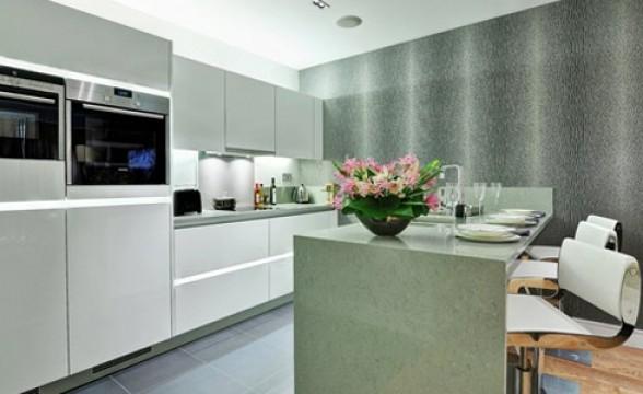 Dickens Yard, W5 - Kitchen