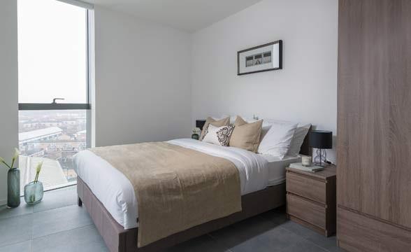 Dollar Bay, E14 - Bedroom