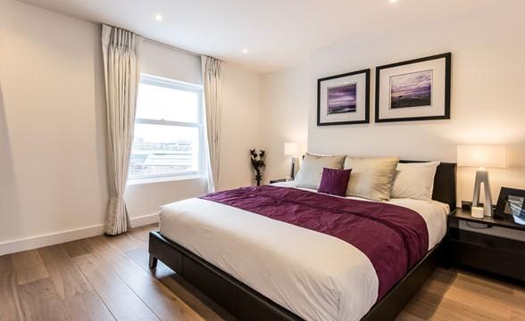 Earlington, SW5 - Bedroom