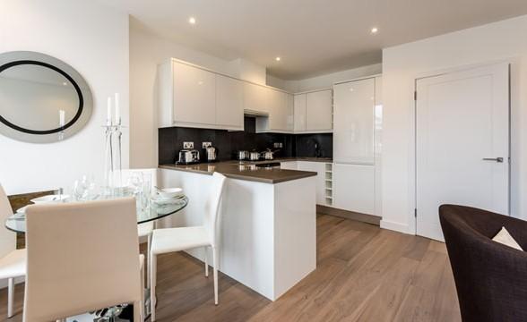 Earlington, SW5 - Kitchen