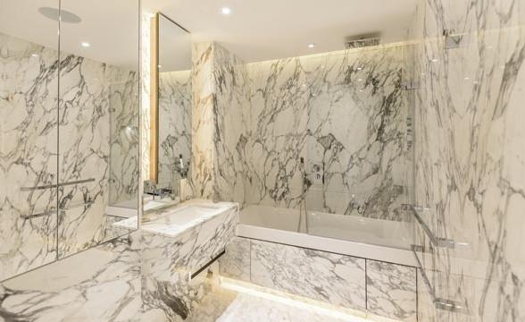 Fulham Reach, W6 - Bathroom