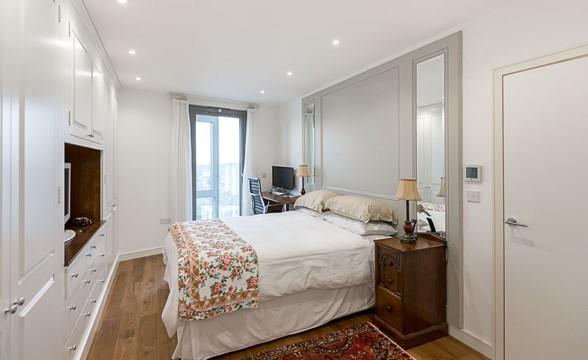 GWQ, TW8 - Bedroom