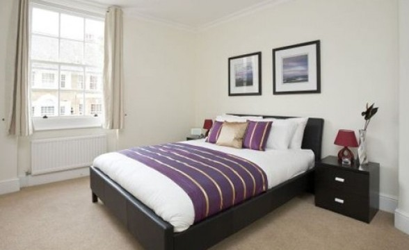 One Hans Crescent, SW1 - Bedroom