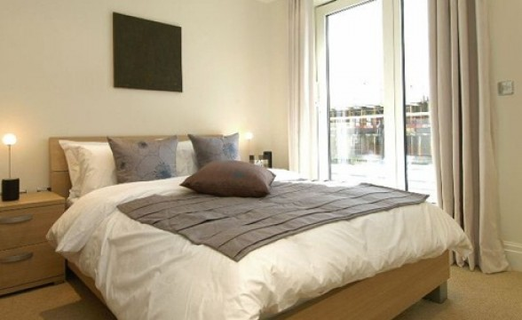 Imperial Wharf, SW6 - Bedroom