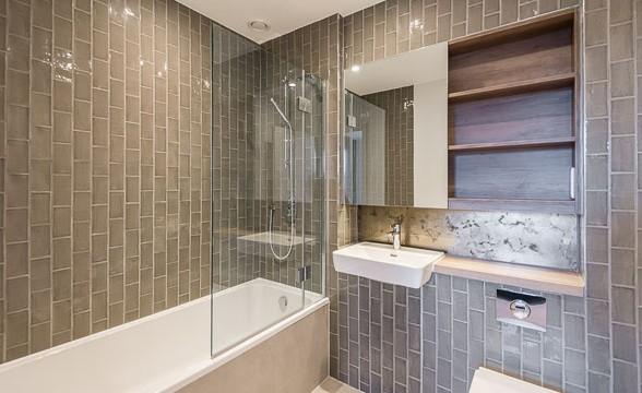 Kidbrooke Village, SE3 - Bathroom