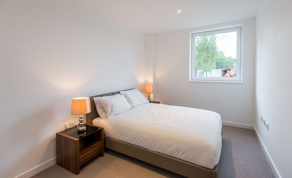 Kidbrooke Village, SE3 - Bedroom